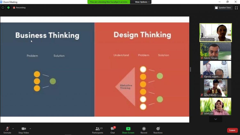 Design Thinking Pendekatan Humanis Inovasi UMKM  (Bagian 1)